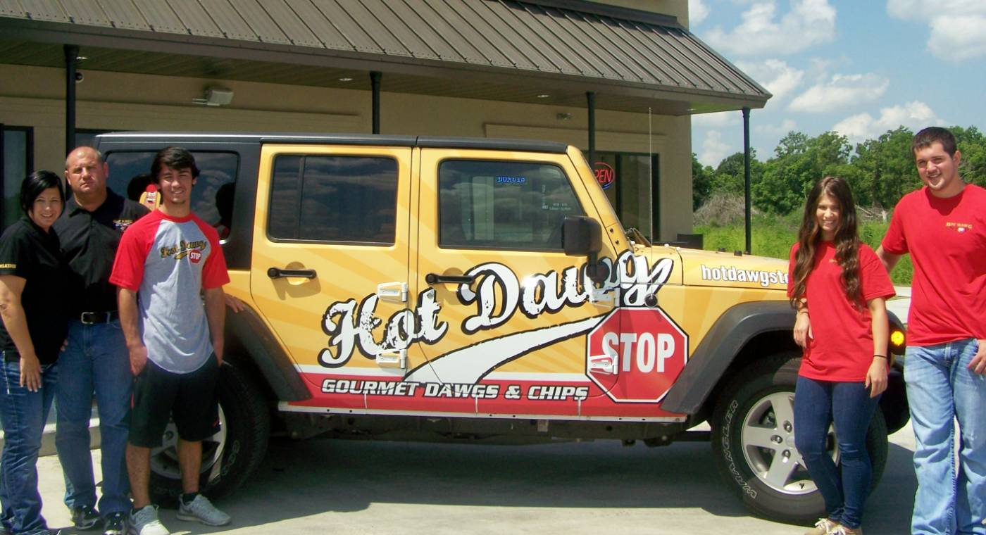 Hot Dawg Stop - Best Hot Dawg in Lafayette LA
